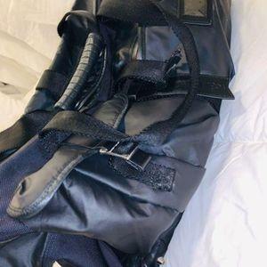 Y3 Duffel bag RARE hardly used leather/neoprene